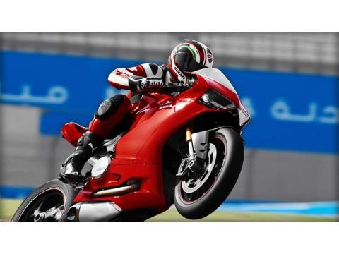 2012 Ducati 1199 Panigale S in Fremont, California - Photo 12