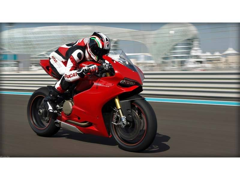 2012 Ducati 1199 Panigale S in Fremont, California - Photo 13