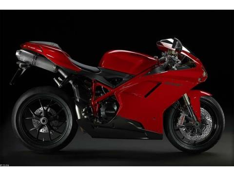 2012 Ducati Superbike 848 EVO in Greenville, South Carolina