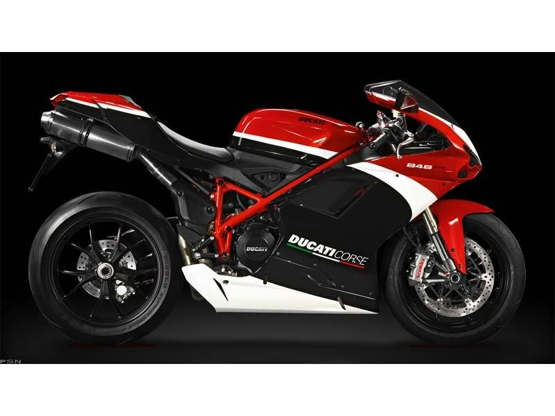 2012 Ducati Superbike 848 EVO Corse SE in Medford, Massachusetts - Photo 8