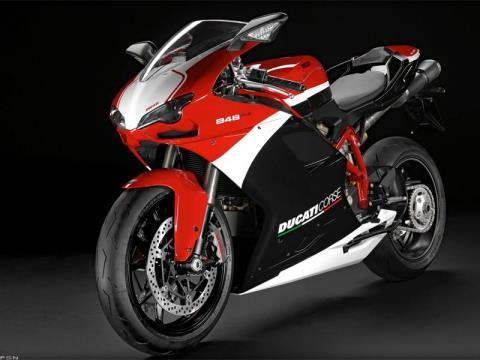 2012 Ducati Superbike 848 EVO Corse SE in Medford, Massachusetts - Photo 9