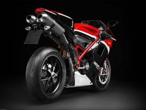 2012 Ducati Superbike 848 EVO Corse SE in Medford, Massachusetts - Photo 10