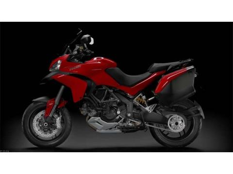 2013 Ducati Multistrada 1200 S Touring in Fort Montgomery, New York - Photo 8