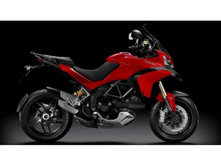 2014 Ducati Multistrada 1200 in Medford, Massachusetts