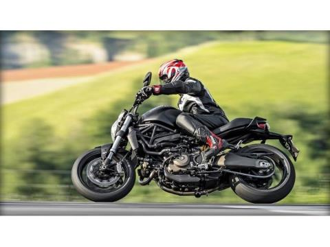 2014 Ducati Monster 821 Dark in Orlando, Florida