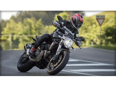 2014 Ducati Monster 821 Dark in Medford, Massachusetts