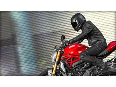 2014 Ducati Monster 1200 S in Medford, Massachusetts