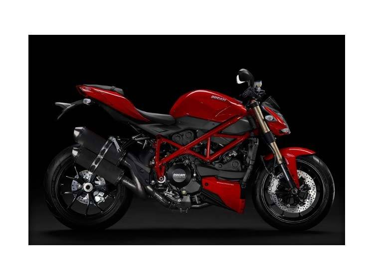 2014 Ducati Streetfighter 848 in Orlando, Florida