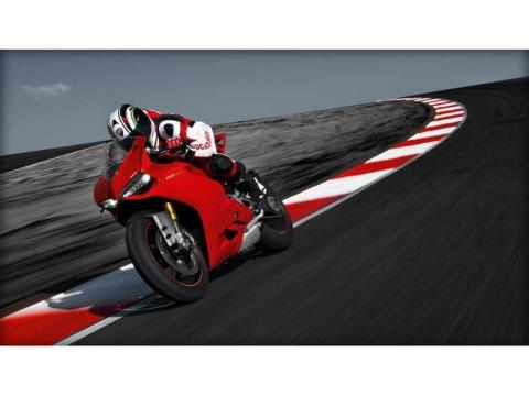 2014 Ducati Superbike 1199 Panigale S in Medford, Massachusetts