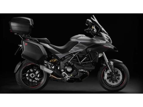 2014 Ducati Multistrada 1200 S Granturismo in Bakersfield, California - Photo 4