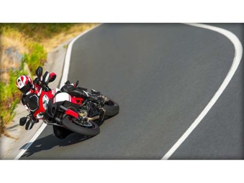 2014 Ducati Multistrada 1200 S Pikes Peak in Medford, Massachusetts