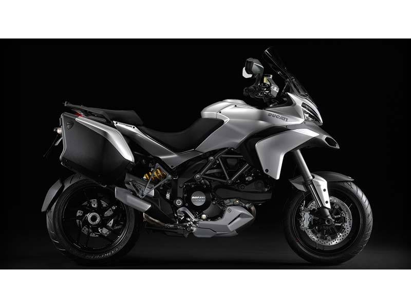 2014 Ducati Multistrada 1200 S Touring in Bakersfield, California - Photo 4