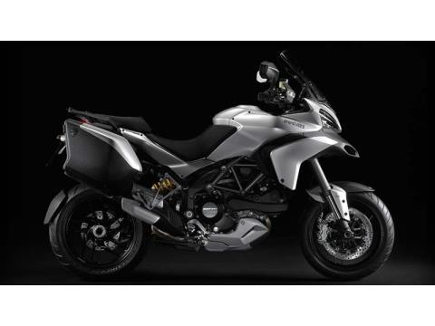 2014 Ducati Multistrada 1200 S Touring in Bakersfield, California