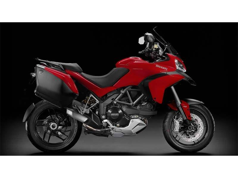 2014 Ducati Multistrada 1200 S Touring in Simi Valley, California - Photo 8