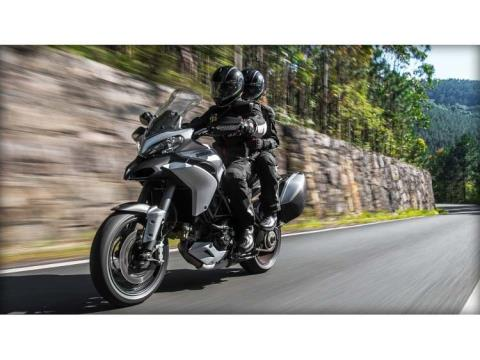 2014 Ducati Multistrada 1200 S Touring in Stuart, Florida