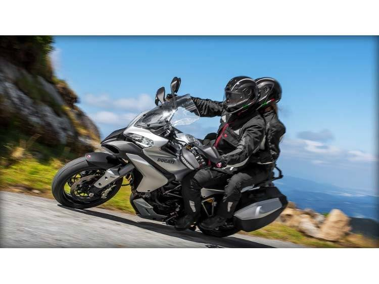 2014 Ducati Multistrada 1200 S Touring in Simi Valley, California - Photo 15