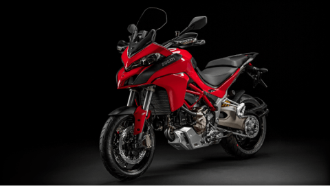 2015 Ducati Multistrada 1200 in Greenville, South Carolina