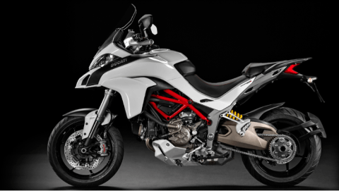 2015 Ducati Multistrada 1200 S in Cleveland, Ohio