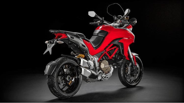2015 Ducati Multistrada 1200 S in Greenville, South Carolina