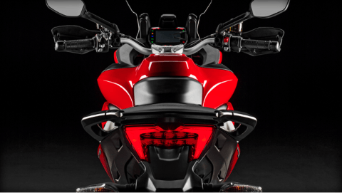 2015 Ducati Multistrada 1200 S in Daytona Beach, Florida