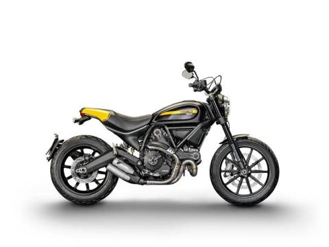 2015 Ducati Scrambler Full Throttle in Mobile, Alabama