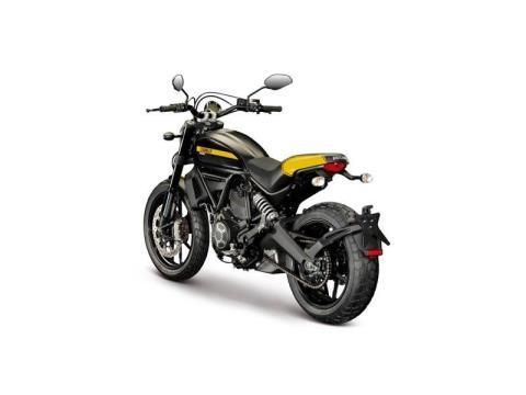 2015 Ducati Scrambler Full Throttle in Daytona Beach, Florida