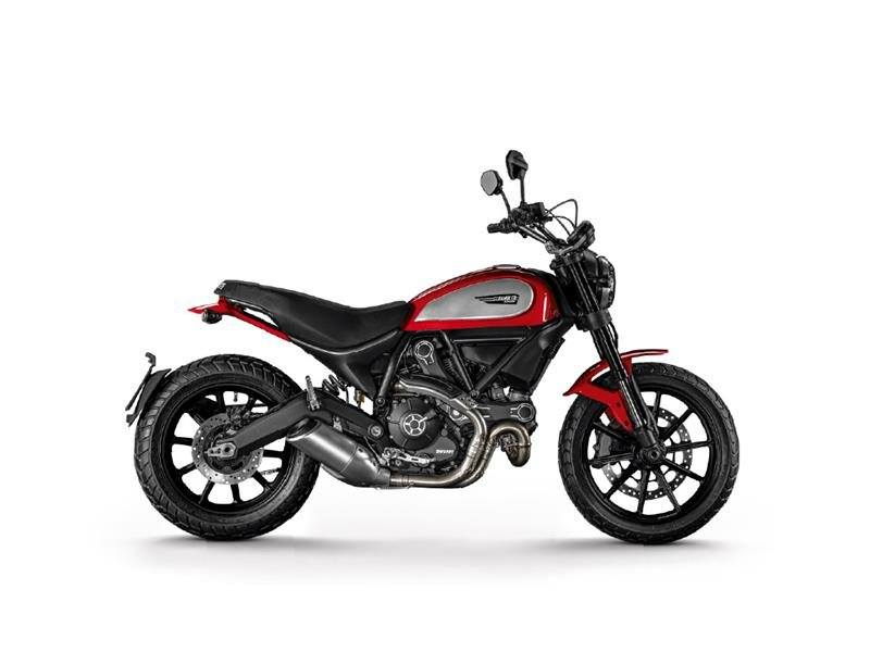 2015 Ducati Scrambler Icon in Daytona Beach, Florida