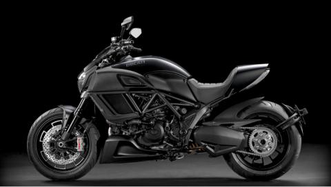 2015 Ducati Diavel in Greenville, South Carolina