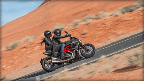 2015 Ducati Diavel Carbon in Daytona Beach, Florida