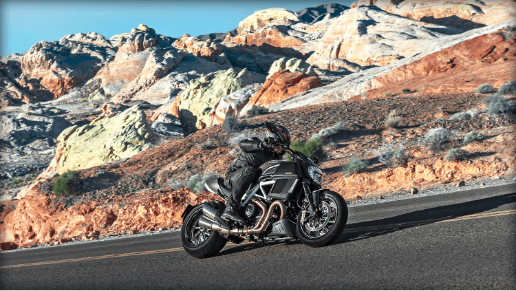 2015 Ducati Diavel Carbon in Orlando, Florida