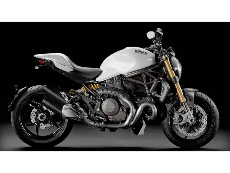 2015 Ducati Monster 1200 S in Greenville, South Carolina