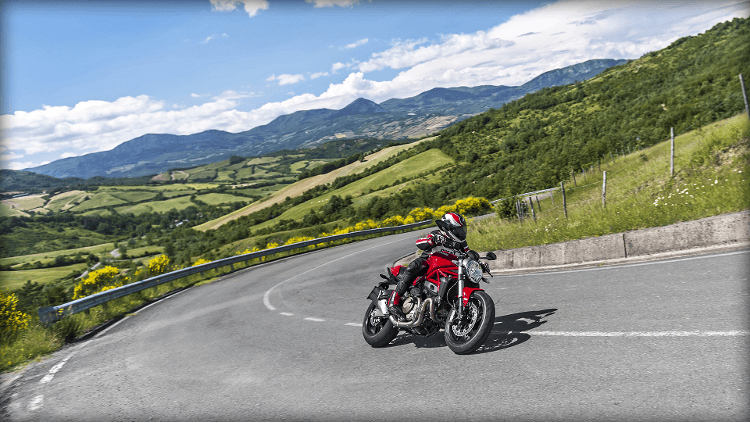 2015 Ducati Monster 821 in Medford, Massachusetts