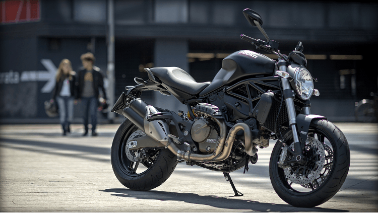 2015 Ducati Monster 821 Dark in Sacramento, California - Photo 17
