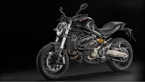 2015 Ducati Monster 821 Dark in Daytona Beach, Florida