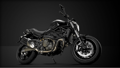 2015 Ducati Monster 821 Dark in Sacramento, California - Photo 12