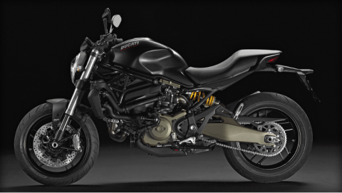 2015 Ducati Monster 821 Dark in Sacramento, California - Photo 13