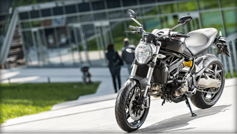 2015 Ducati Monster 821 Dark in Sacramento, California - Photo 16
