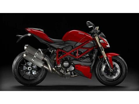 2015 Ducati Streetfighter 848 in Sacramento, California