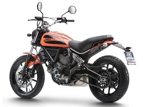2016 Ducati Scramber Sixty2 in Northampton, Massachusetts