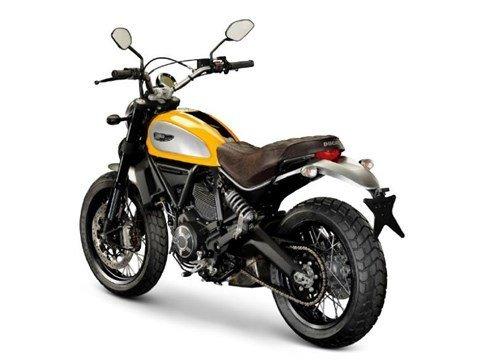 2016 Ducati Scrambler Classic in Greenville, South Carolina