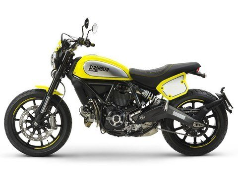 2016 Ducati Scrambler Flat Track Pro in Greenville, South Carolina