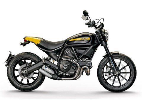 2016 Ducati Scrambler Full Throttle in Ossining, New York