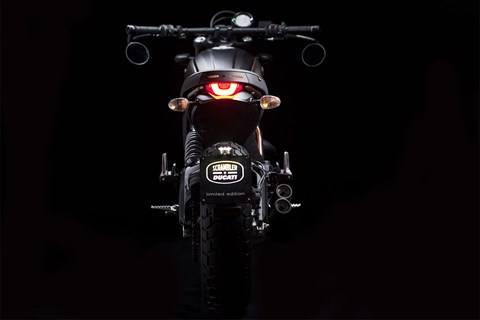 2016 Ducati Scrambler Italia Independent in Greenville, South Carolina