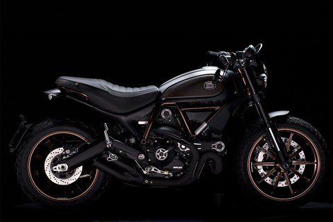 2016 Ducati Scrambler Italia Independent in Oakdale, New York