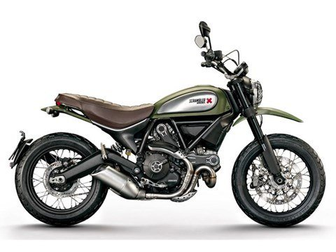 2016 Ducati Scrambler Urban Enduro in Oakdale, New York