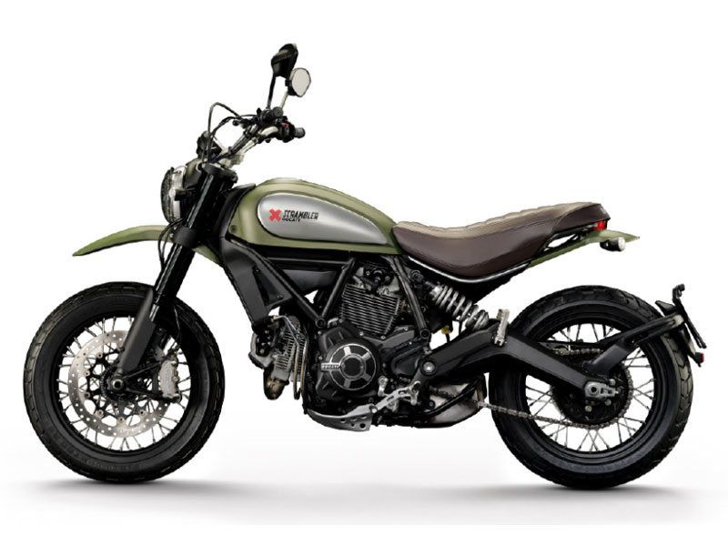 2016 Ducati Scrambler Urban Enduro in Brea, California