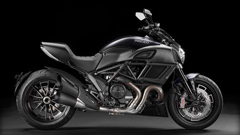 2016 Ducati Diavel in Oakdale, New York