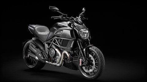 2016 Ducati Diavel in Medford, Massachusetts