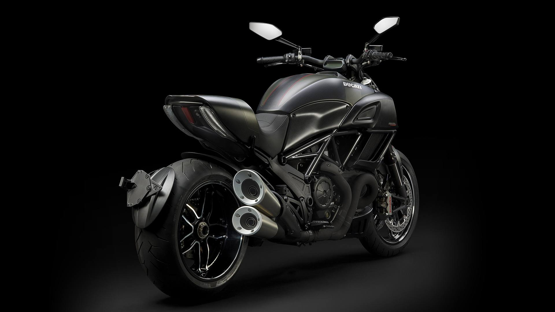 New 2016 Ducati Diavel Carbon Motorcycles In Fort Montgomery Ny
