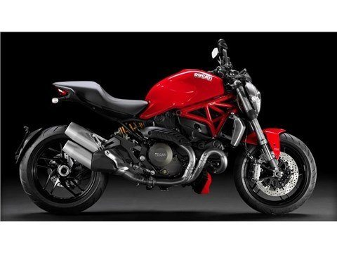 2016 Ducati Monster 1200 in Medford, Massachusetts